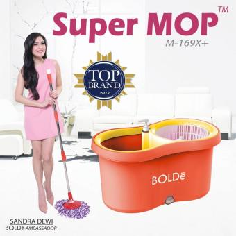 Super MOP BOLDe M-169X+ Orange