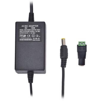 US PLUG 9 V 2A AC Power Supply dengan DC Adaptor untuk Kamera CCTV dan Cahaya