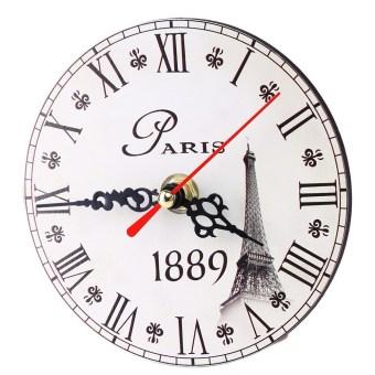 Harga Gila Jam Dinding Mirado 938 Brown Di Toko Online Review Source · Vintage Jam Dinding