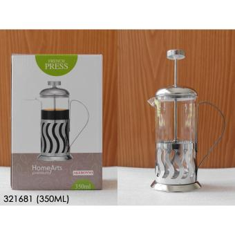 Worcas French Press 350ml, Tahan Panas dan Premium Quality Model 321681