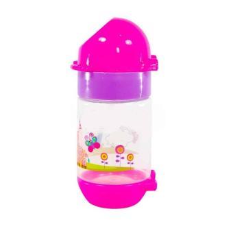 Baby Safe Feeding Bottle AP001 Animals 125ml - Botol Susu Bayi BPA Free