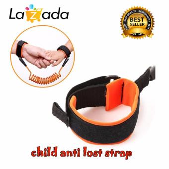 Catwalk Child Kid Anti-lost Safety Leash Wrist Link Harness Strap Reins Traction Rope -