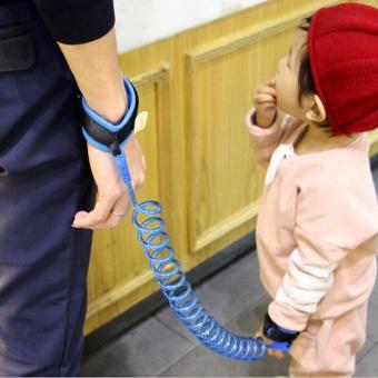 LALANG Balita Children Safety Harness Anak Tali Anti Hilang Wrist Link Traksi Tali 1.5 M (