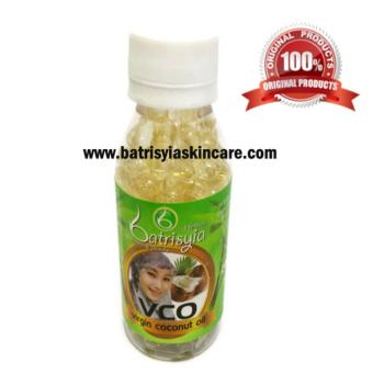 Batrisyia Herbal Virgin Coconut Oil (VCO) 100 Kapsul