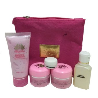 Been Pink Paket Flek Beauty Series BPOM (New Baby Pink)