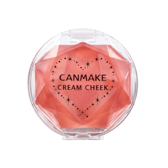Canmake Cream Cheek Blus On No. 5 Sweet Apricot - Japan Blush On