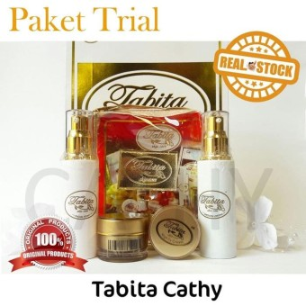 Paket Travel Tabita Skincare Original