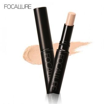 FOCALLURE Professional Concealer Stick Base Foundation Concealing Pencil Camouflage Makeup #1 - intl
