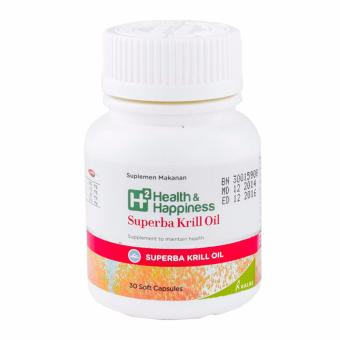 H2 Health and Happiness Superba Krill Oil