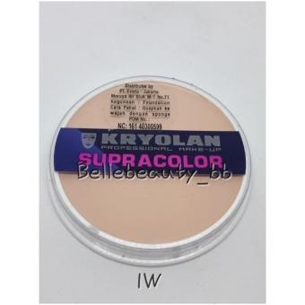 Kryolan SupraColor Professional Make Up - 1W [15ml]