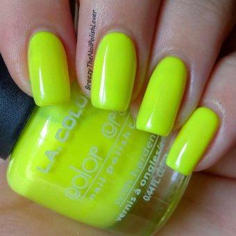 LA Colors Color Craze Nail Polish - CNP626 Zest