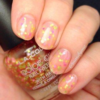 LA Colors Color Craze Nail Polish - CNP6445 Fruity