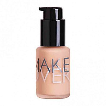 MAKE OVER Ultra Cover Liquid Matt Foundation 01 Ochre 33 ml