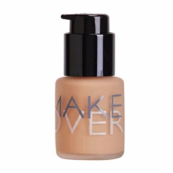 MAKE OVER Ultra Cover Liquid Matt Foundation 02 - Pink Shade