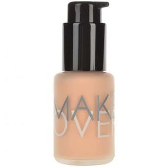 Make Over Ultra Cover Liquid Matt Foundation 04 Amber Rose