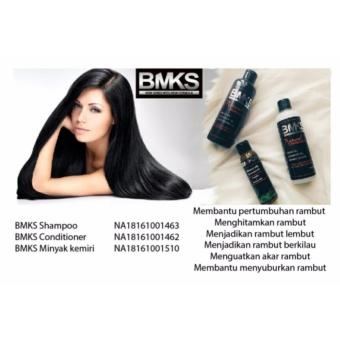 Paket BMKS ( Shampo + Conditioner + Minyak Kemiri )