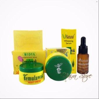 ... WIDYA LENGKAP Source · Paket Cream Temulawak Original Paket Cream Temulawak Cream Siang Cream Malam Sabun