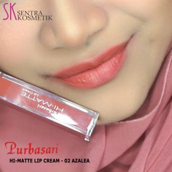 Free Davis Eyebrow Pensil Alis Putih Terbaru Source Pixy Lip. Source · Purbasari Hi-Matte Lip Cream - 02 Azalea