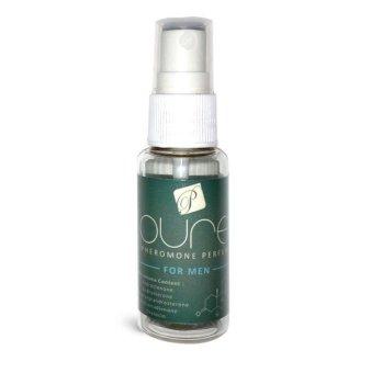 Cek Harga Baru Pure Parfume Pure Pheromone For Man Elegant Spray 30
