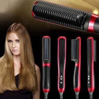 Sisir Catok Hair Straightener Catokan Pelurus Rambut Lurus Cantik Salo