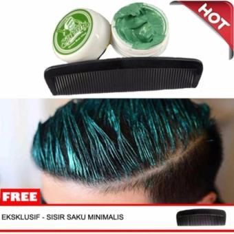Spesifikasi Suavecito Pomade Hair Coloring Hair Styling Wax - Suavecito Pomade (32 gram) Warna