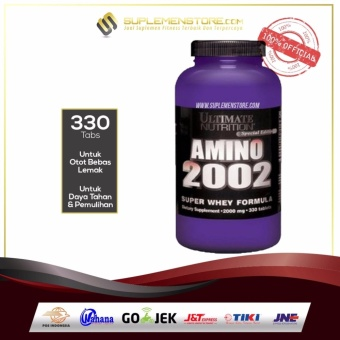 Ultimate Nutrition Amino 2002 - 330 Tabs