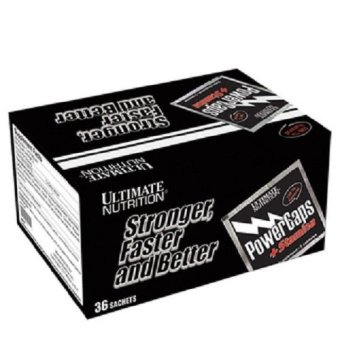 Ultimate Nutrition Power Caps - 1 Box