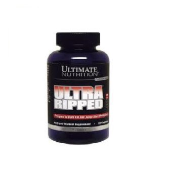Ultimate Nutrition Ultra Ripped Fast Acting Formula - 180 caps