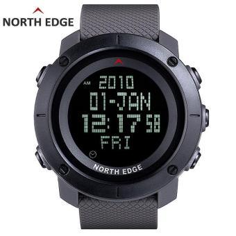 ... NORTH EDGE Jam Tangan Digital Pria Tahan Hingga 50m