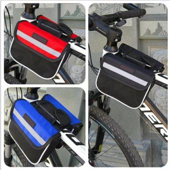 Topeak Bracket F Ftoolhp Bag Standard Hitam ... Source · Tas Sepeda Double Bag / Cycling Organizer - Hitam