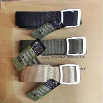 511 Sabuk Tactical Series Head Stainless Strap Nylon - Gesper 511 - ikat pinggang taktikal-