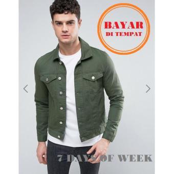 7dayofweek - jaket jeans denim premium // best seller