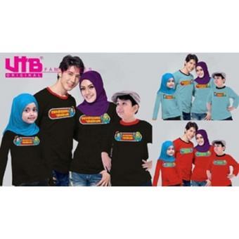 ... Baju Couple Keluarga Family Kaos Tees Anak Ayah Bunda VT 017