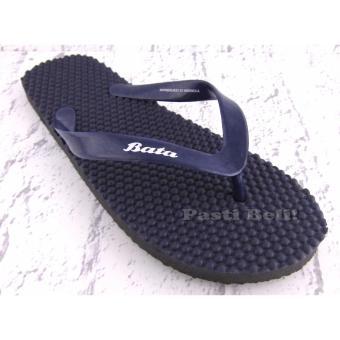 Bata - Sandal Pria Keren 872-9231 - Biru
