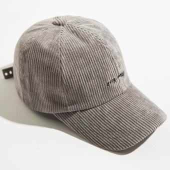 warna solid perempuan topi Source · Beberapa corduroy perempuan baru cincin topi Korea .