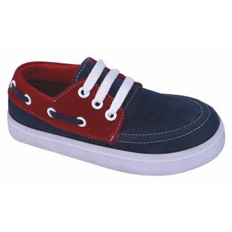 Catenzo Junior Sepatu Casual Anak CAPx207 Red Blue