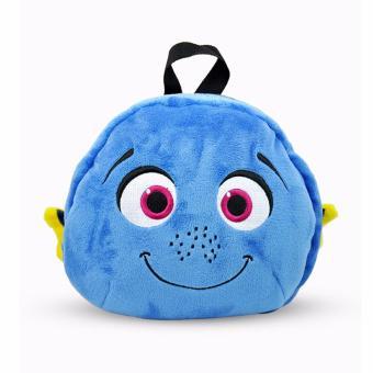 Disney Original Disney BackPack Dorry (Tas Ransel Anak ) - Blue