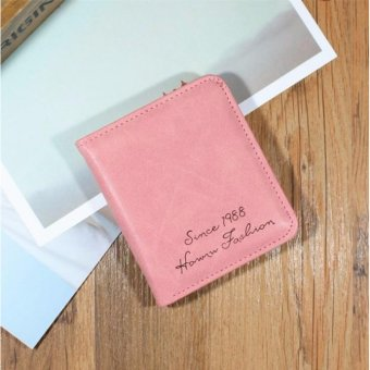 Dompet Wanita Fashion Korean Style - Pink
