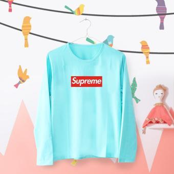 ELLIPSES.INC Tumblr Tee / T-Shirt / Kaos Wanita Lengan Panjang Supreme -