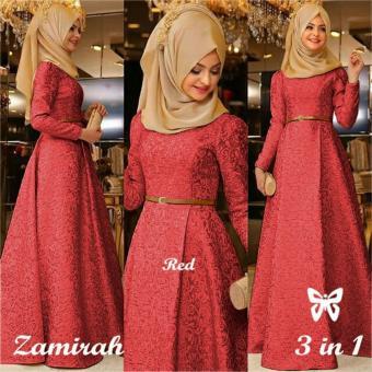 Kehebatan Ladies Fashion Dress Gamis Remaja Cewek Muslim Hijab