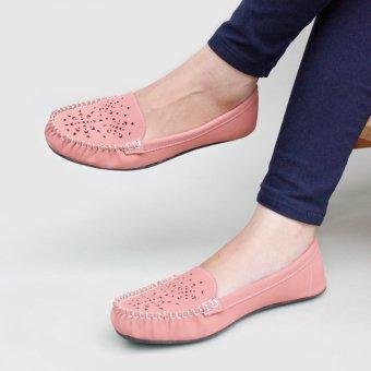 Gratica Sepatu Flat Shoes RJ55 - Salem