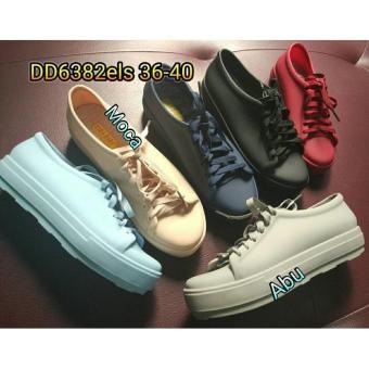 jelly shoes sepatu wanita casual kets bara bara karet import dd6382els 64b7e6e22f