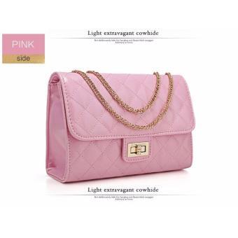 Jims Honey Rovelin - Tas Slempang Mini Chloe Soft Pink