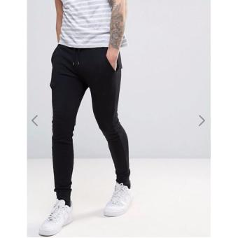 Jogger Pants Basic Best Seller - Black