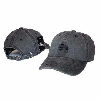 Men's Fashion STUSSY Baseball Cap Snapback Hat Adjustable Sport Hat-Intl
