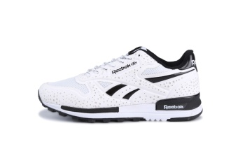 Reebok Mens Casual Shoes Sublite Super Duo Walking Shoes Men Reebok Ultra-light Breathable Running Shoes (white black) - intl