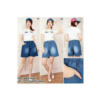 SB Collection Celana Pendek Erica Hotpants Jeans Wanita