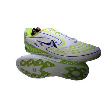 Sepatu Futsal Ardiles Kaka White Citroen - Sepatu Futsal Anak - Sepatu Pria - Sepatu Wanita
