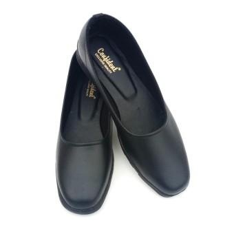 Catenzo Sepatu Pantofel Wanita Formal Women Shoes Hitam - Daftar ... 62171ea08a