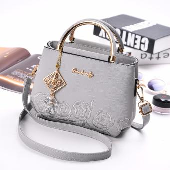 Tas Import Wanita Fashion-Gray